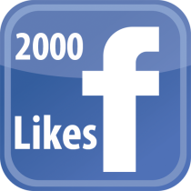 fb 2000 likes